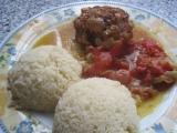 Indické kuře s kuskusem recept