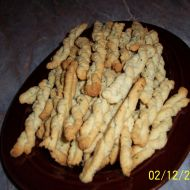 Sýrové tyčinky 2 recept