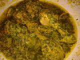 Kuře v zelené chilli-mátovo-koriandrové omáčce recept ...