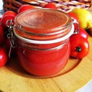 Domácí rajčatové pyré recept
