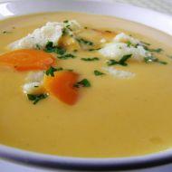 Dietní dýňová polévka recept