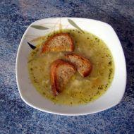 Čertovská česnečka recept
