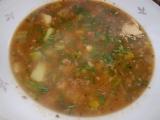 Mletá polévka recept