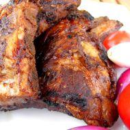 Marinovaná pikantní žebírka z grilu recept