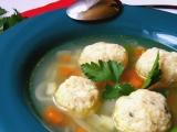 Kuskusové knedlíčky do polévky recept