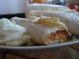 Tortily plněné masovou směsí recept