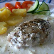 Kuře v sýrové omáčce recept