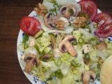 Zelený židovský salát recept
