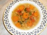 Tukožroutská polívčička recept