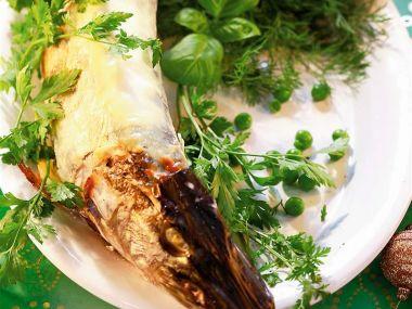 Recept Štika s bylinkami