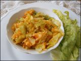 Osvěžující zeleninový salát s balzamikovým krémem recept ...