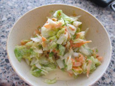 Ledový salát s mrkví LESAM