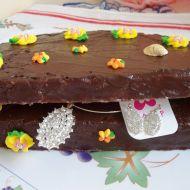 Čokoládová šperkovnice recept