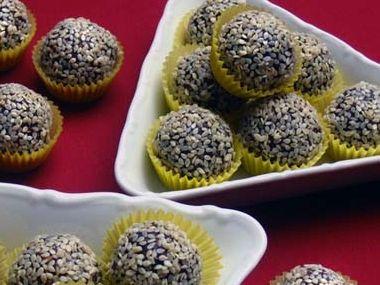 DIA Sezamové kuličky