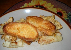 Žemlovka  Sladká jablka podle Itala recept