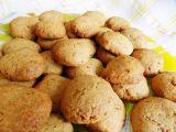 Vločkové sušenky se skořicí recept
