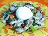 Sójová čína recept