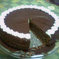 Sacherův dort recept