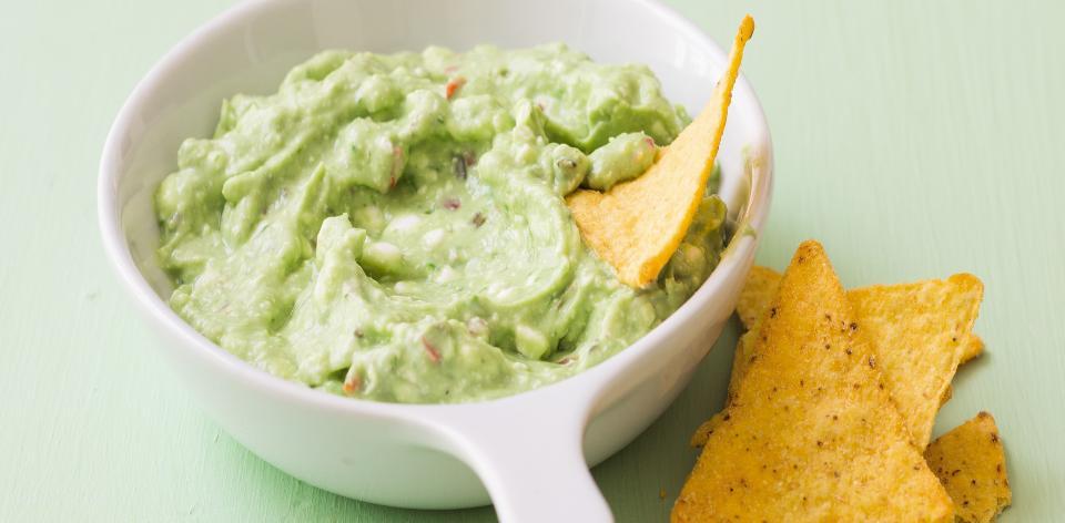 Rychlé guacamole
