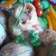 Norská rybí roláda recept