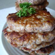 Bifteky z mletého masa recept