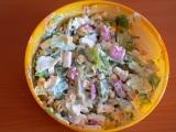 Balkánský salát podle Jitky recept