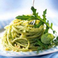 Zeleninové špagety s pestem recept