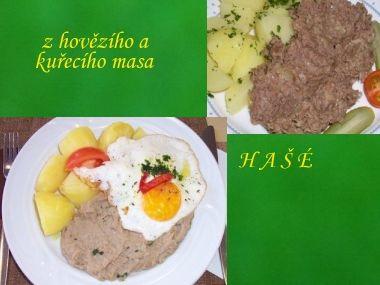 Dva naše recepty na hašé