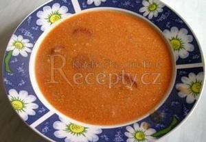 Pálihuba  podkrkonošská polévka