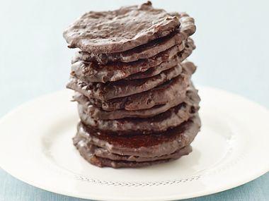 Domácí Kokosovo-Kakaové sušenky