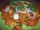 Ohnivé Mexické bramboráky recept