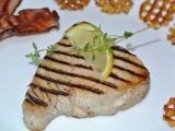 Tuňák grilovaný po francouzsku recept