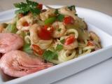 Krevety po thajsku z dostupných surovin recept