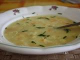 Rychlá polévka se sýrem recept
