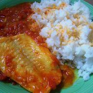 Pangasius na rajčatech recept