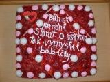 Dort pro maminku k narozeninám recept