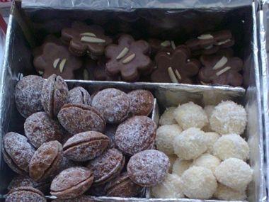Cukroví nejen pro celiaky  bio