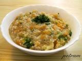 Pohanková kaše se zeleninou recept