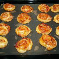 Šunkovo-sýroví šneci recept