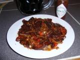 Špekáčky s cibulí na maggi recept