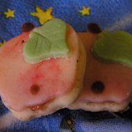 Marcipánová jablíčka na lineckém recept