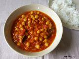 Chana masala (cizrna po indicku) recept