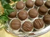 Piškoty v čokoládě recept