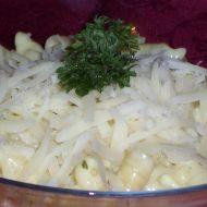 Sýrová omáčka s bazalkou recept