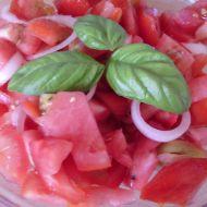 Rajčatový salát s balsamikovým octem recept