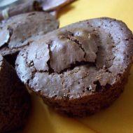 Čokoládové muffiny s překvapením recept