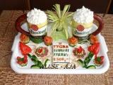 Slaný dort  Poslední runda ! recept