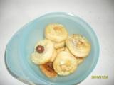 Sýrová kolečka recept
