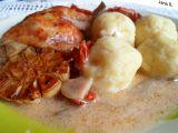 Kuřecí stehna na sušených rajčatech, hlívě a česneku recept ...