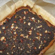 Zdravý makový koláč recept